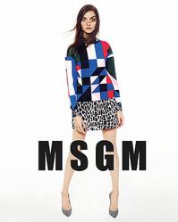 ミラノ発「MSGM」初のインショップ出店