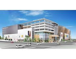 三菱地所 静岡に新商業施設をオープン、2013年4月開業