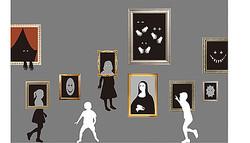子供のための展覧会「オバケとパンツとお星さま」東京都現代美術館で開催