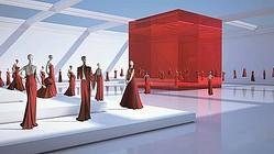 世界初 ヴァレンティノが仮想空間に巨大ミュージアムをオープン