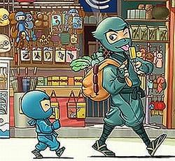 ソーシャルゲーム『忍者はじめました』がmixiゲーム総合ランキングで1位に