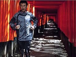 高橋盾が京都を走るムービー公開 NIKE×アンダーカバー「GYAKUSOU」第三弾
