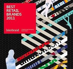 アジアトップはユニクロ 世界小売りブランドランキング2011