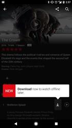 Netflixがついにダウンロードに対応!通信速度が遅くなる時間帯でも快適に視聴できるように