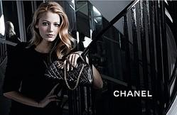 CHANEL ブレイク・ライブリー起用の新ラインでミニサイト開設