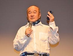 20年ぶりの新作を語った佐々木昭一郎監督