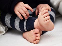 赤ちゃんのおむつ利用実態調査、低月齢と1歳以上のシェアに大きな差