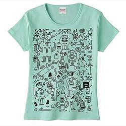 新進気鋭クリエイターによるアートTシャツストア″JEMINI″オープン