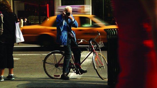 『ビル・カニンガム&ニューヨーク』 (c) The New York Times and First Thought Films.