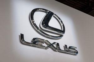 [画像] レクサスの優位性・・・中国高級車市場では輝かず=中国メディア