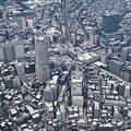 東京23区の3Dデータが発売 全建造物や地形を精緻に再現