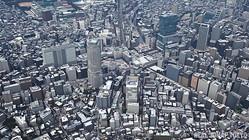 東京23区の全建造物を精微な3Dデータにした『REAL 3DMAP TOKYO』発売。4km×4km単位から購入可能