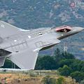 航空自衛隊も導入予定のF-35A「ライトニングII」(写真出典:アメリカ空軍)。