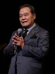 ジョークで切り出し受賞について「賞をもらうのは光栄」と笑顔を見せた西田敏行