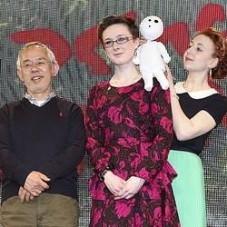 『もののけ姫』英劇団により舞台化、鈴木P「許諾とは相手を100%信頼すること」
