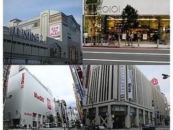 伊勢丹・ビックロ・ルミネ・マルイが参加 新宿で路上ファッションショー