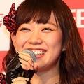 NMB48の渡辺美優紀さん(2014年9月撮影)