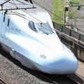新幹線を貸し切り退職 涙の放送
