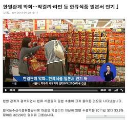 韓流食品の人気にブレーキ! マッコリやキムチなどの対日輸出額が減少