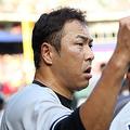 広島・黒田はNPB史上初40代で最多勝のタイトルを獲得できるか[Getty Images]