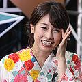 7月15日付のスポーツニッポンの1面に「カトパン退社」の見出しが大きく打たれた加藤綾子アナだが…
