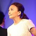 華原朋美が、7年ぶりとなるシングル「夢やぶれて〜I DREAMED A DREAM〜」発売日の17日に、東京・恵比寿ガーデンプレイスで、記念イベントを開催した。