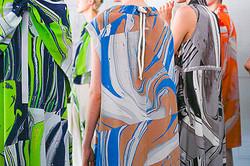 「感覚を刺激する服」布をキャンバスに色と形で遊んだミントデザインズ<2014年春夏コレクション>