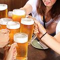 ノンアルビール自販機を置く会社が出現 会議が明るくなる?