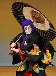 歌舞伎舞踊「雨の五郎」  - (C) 松竹