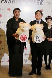 松屋×三越「銀座をあたためる」第3回ギンザファッションウィーク開幕