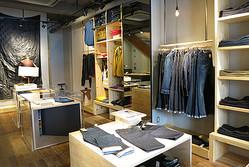 新宿から世界へ リーバイス史上初のグローバルコンセプトストア店内公開