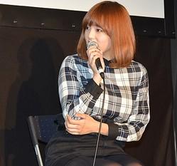 ゆうばり映画祭に参加した篠崎愛