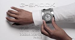 マルジェラ初の時計はG-SHOCKとコラボ 世界一斉発売