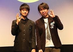 佐野勇斗と宇田充プロデューサー