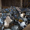 リオオリンピックの会場がわずか6カ月で廃墟化 電気代未払いのまま閉鎖