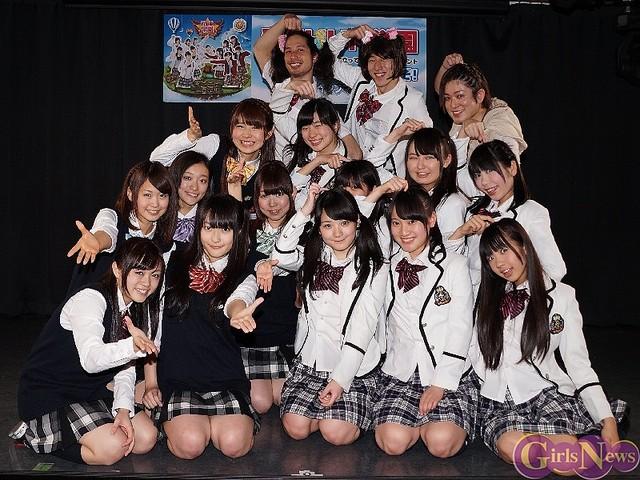 i☆Ris&青SHUN学園