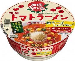 ラーメン インスタント トマト