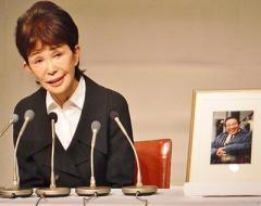 うつみ宮土理「奥さん怖い」愛川欣也さん愛人女優が引退へ