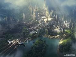 日本にも出来たらいいのに……  - Disney Parks / Lucasfilm via Getty Images