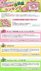 春季(4月)のアニメ新番組注目度ランキング