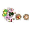 Googleロゴ 3月3日は雛祭りに合わせて流し雛のアニメーションに