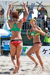 浦田聖子(左)西堀健実(右)