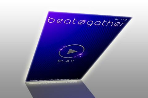 お気に入りの曲で音ゲーを作れる!楽しめる「beat gather」【iPhoneアプリ】【iPadアプリ】