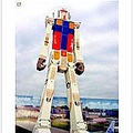 中国メディアの游侠網は16日、フィリピンのブラカン州にこのほど「機動戦士ガンダム」に瓜二つの巨大ロボット像が登場したことを紹介する記事を掲載し、まるで作画が崩壊したガンダムのようだとこき下ろした。(写真は游侠網の16日付報道の画面キャプチャ)