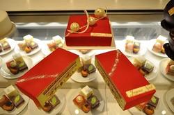 マンダリン オリエンタル 東京の2015年クリスマスケーキ、約2万円の贅沢なあまおうケーキも