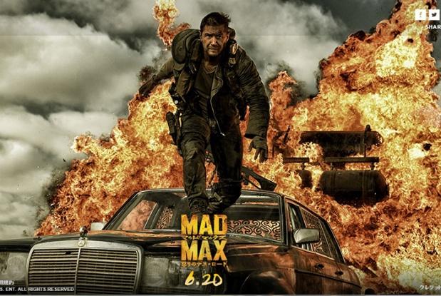[画像] EXILE・AKIRAの映画『マッドマックス』声優起用で阿鼻叫喚の地獄絵図