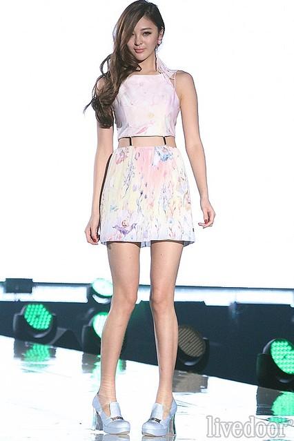 タイの服飾ブランド:marihorn、モデル:luna(中国)