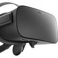 写真はVRゲーム機の定番モデルとして人気の『Oculus Rift』