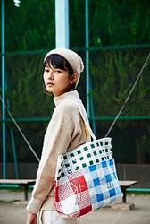 菊池亜希子と菊地敦己のオリジナルバッグ ウェブで100個限定発売