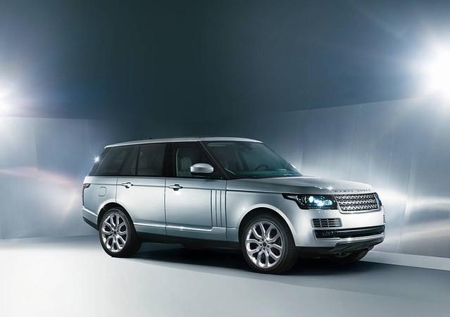 世界初のオールアルミニウム製SUV新型『レンジローバー』、2013年3月2日(土)発売